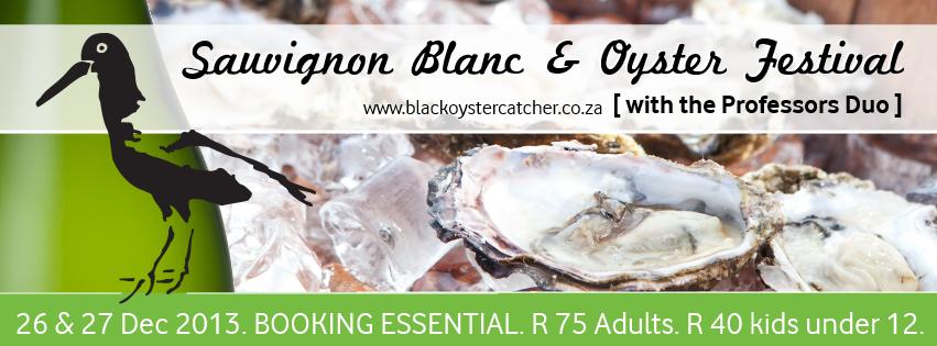 Black Oystercatcher Season Programme 2013