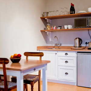 Cottages Kitchen area