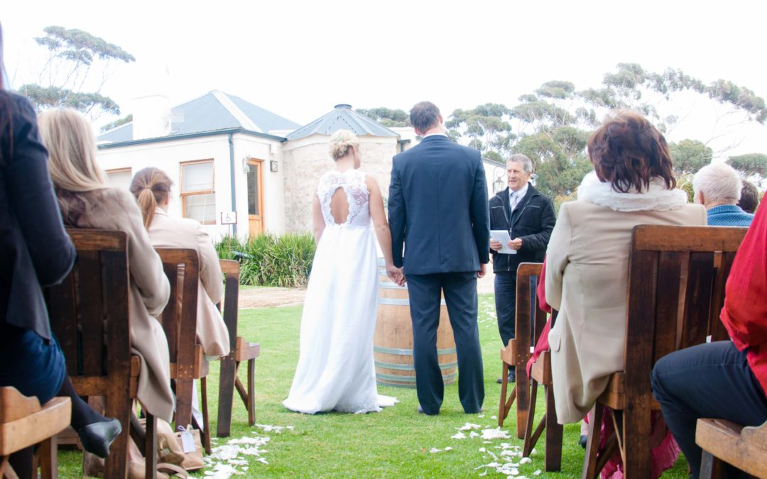 Weddings at Black Oystercatcher | Lara-Jay & Rian