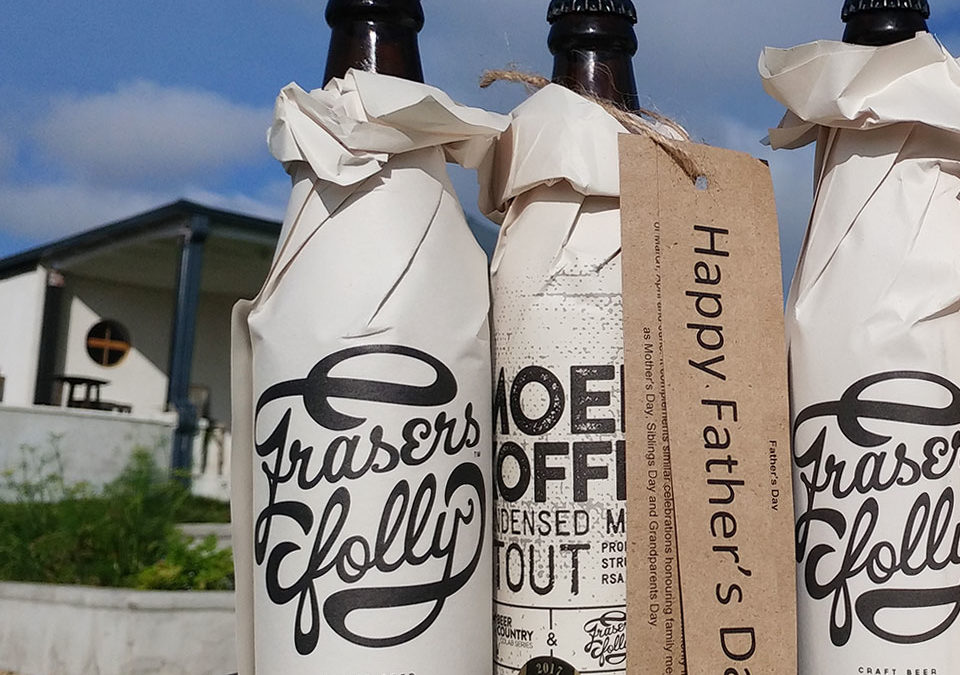 Father's Day: How about some craft beer – on the house?
