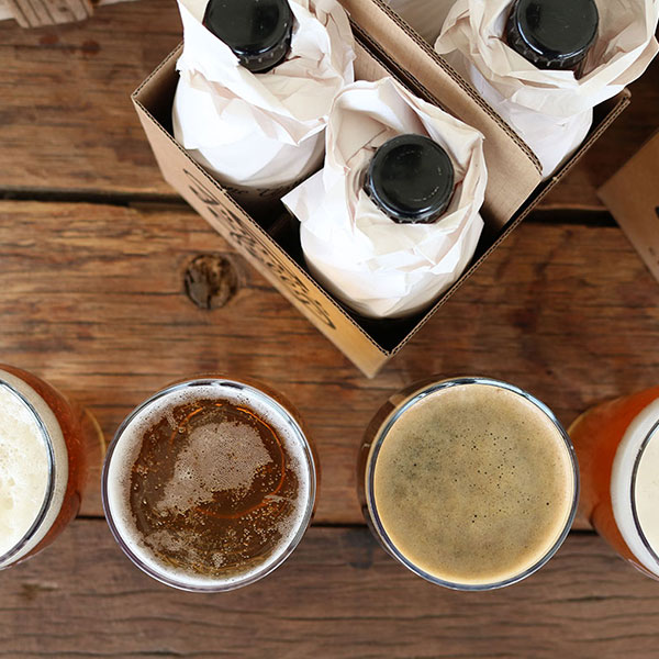A craft beer weekend and festival in August