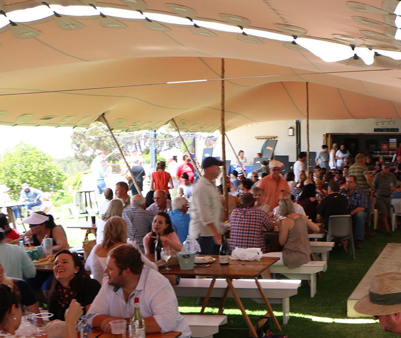 Summer Festival at the Black Oystercatcher